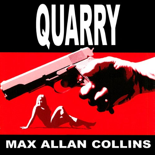 Quarry audiobook cover art