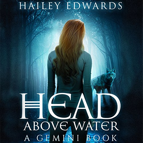 Head Above Water audiobook cover art
