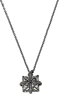 Jewelry HOLIDAY CZ BOW PACKAGE PENDANT