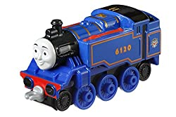 ​Includes die-cast metal Belle. ​Features plastic connectors to attach to other vehicles, engines, cargo trucks or tenders (sold separately and subject to availability) ​Works on Thomas & Friends Adventures train tracks (sold separately and subject t...