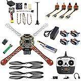 FEICHAO FAI DA Te Drone F450 Mini RC Hexacopter Disassemblare Kit 8CH FPV Upgrade con Radiolink Mini PIX M8N GPS Altitude Hold Modello