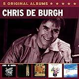 Songtexte von Chris de Burgh - 5 Original Albums