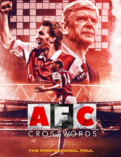 Arsenal Crossword: Perfect Gift For Arsenal Fans to Test Your Knowledge | The Professional Foul