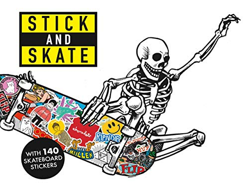 Stick and Skate: Skateboard Stickers