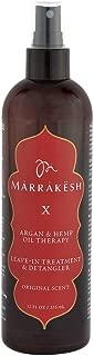 Marrakesh Marrakesh X Leave In Treatment & Detangler Original 12 Oz, 12 Oz