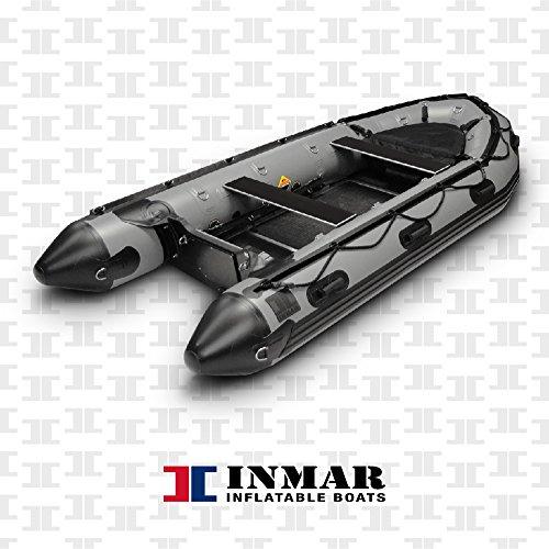 Best Deals! INMAR 430-PT (14' 0) Patrol Series Inflatable Boat