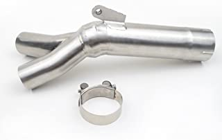 2004-2006 Yamaha YZF R1 Decat Exhaust Pipe