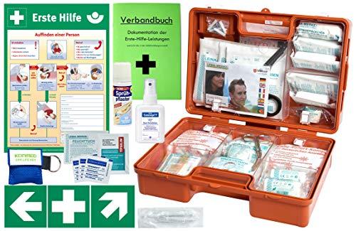 HM Arbeitsmedizin -  Erste-Hilfe-Koffer