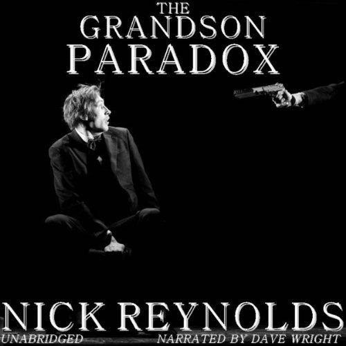 The Grandson Paradox audiobook cover art