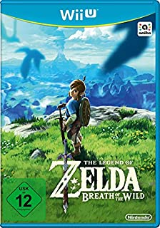 The Legend of Zelda: Breath of the Wild - [Wii U] (B00KX8DQIM)   Amazon price tracker / tracking, Amazon price history charts, Amazon price watches, Amazon price drop alerts