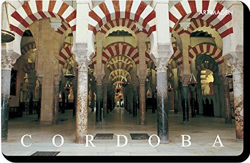 Artimagen Imán Mezquita Córdoba 70x45 mm.