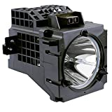 Sony XL2000U Rear Projector TV Assembly with OEM Bulb and Original Housing