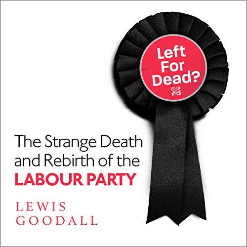 Left for Dead? audiobook cover art
