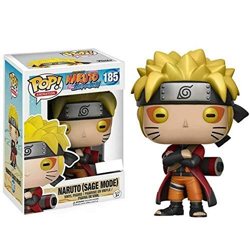 Funko Pop Animtion : Shippuden Naruto(Sage Mode) 3.75inch Vinyl Gift for Anime Fans Chibi