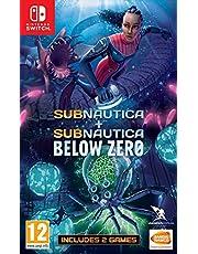 Subnautica + Subnautica Below Zero Double Pack (Nintendo Switch)