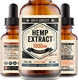 Great Absorption: Green Gardens Medicinals Hemp Oil Extract Review