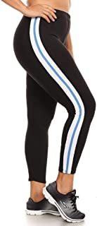 Womens Plus Size Leggings Sports Yoga Pants