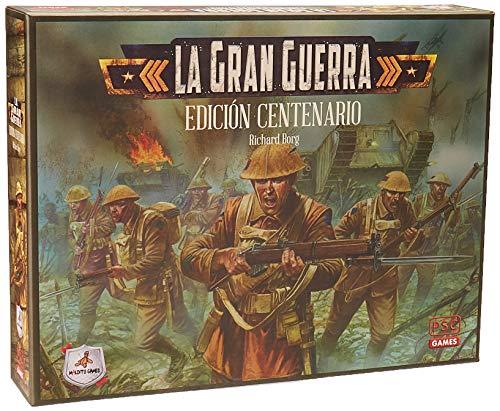 Maldito Games La Gran Guerra Edición Centenario - Juego de Mesa en...
