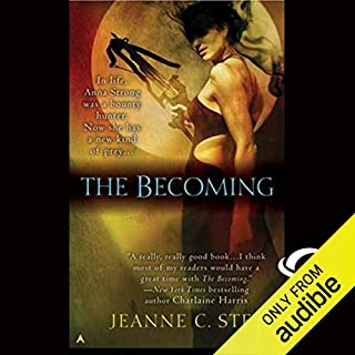 The Becoming audiobook cover art