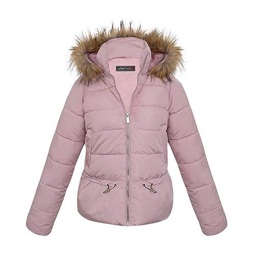 f88089bcf3 Zara Girls Coats: Amazon.co.uk