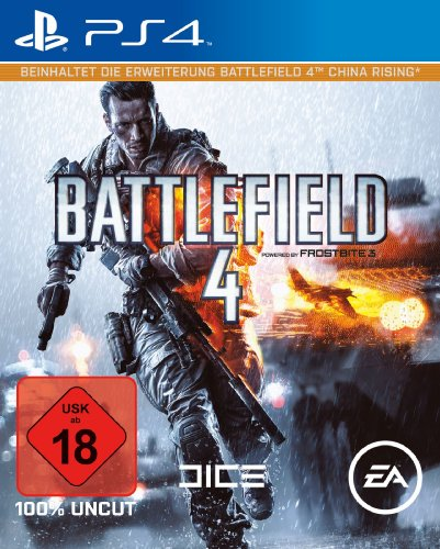 Battlefield 4 - Day One Edition (inkl. China Rising Erweiterungspack) - [PlayStation 4]