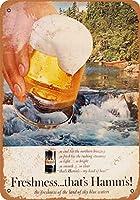 1964ハムビールとカヌー