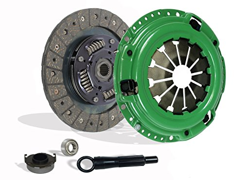 Clutch Kit Compatible With Civic DX EX GX LX Reverb VALUE EX-R CX SI VX 1992-2005 1.5L l4 1.6L l4 1.7L l4 GAS SOHC Naturally Aspirated (Stage 1; D15; D16; D17; 08-022RV)