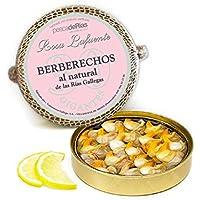 """Berberechos al Natural """"Rosa Lafuente"""" (30 unidades Gigantes) - De las Rías Gallegas - Producto del Mar 100% Natural y Artesanal"""