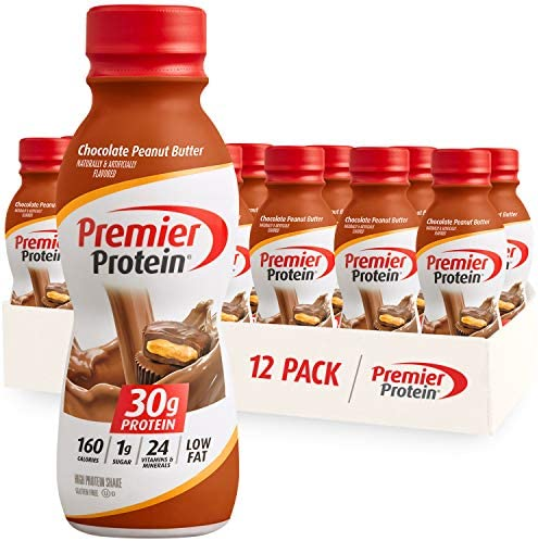 Premier Protein Shake 24 Vitamins Minerals Nutrients to Support Immune Health Vanilla 138 Fl product image