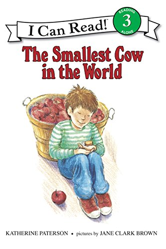 The Smallest Cow in the World (I Can Read Level 3)の詳細を見る