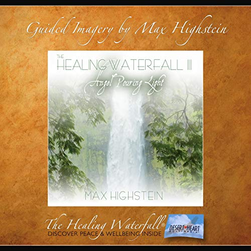 The Healing Waterfall III audiobook cover art