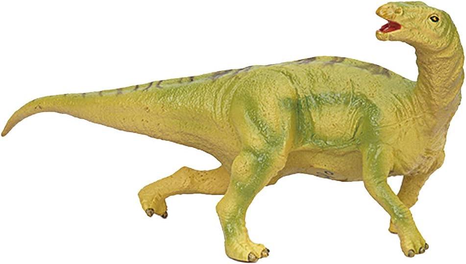 FLORMOON Dinosaur Toys Realistic Iguanodon Figuri Challenge the lowest price of Japan ☆ Vinyl Max 44% OFF
