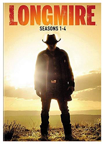 Longmire: Seasons 1-4 (4-Pack)