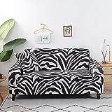 WXQY Einfarbiger Ecksofabezug Universal Sofabezug Wohnzimmer Stretch Sofabezug Sofa Handtuch...