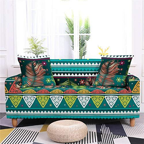 AIBABY Funda De Sofá Elástica Grande De Moda En Color Adecuada para El Sofá del Centro Comercial del Dormitorio del Hotel La Toalla Se Puede Lavar En Todas Las Estaciones Sofá De Protección