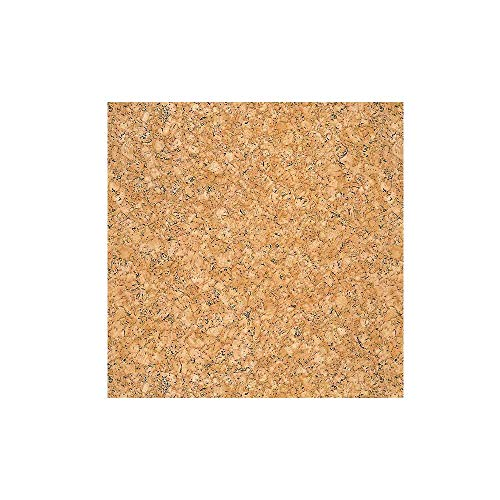 livingfloor® PVC Bodenbelag Holzoptik Kork in 200 cm Breite, verschiedene Längen, Größe:1 x Muster