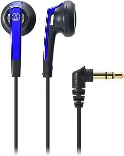 audio-technica イヤホン インナーイヤー型 ブルー ATH-C505 BL
