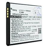 Batterie Compatible Uniquement avec la Batterie Archos 50c Neon AC1850A, 45 Helium 4G, 45b Helium 4g