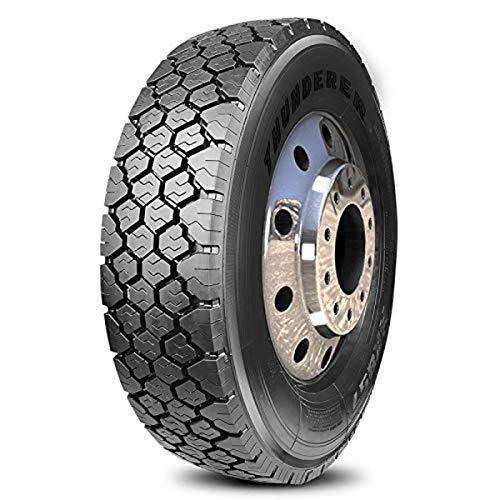 Thunderer OD432 All- Season Radial Tire-245 70R19.5 127M 16-ply