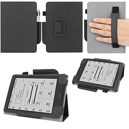 VOVIPO PU Leather Folio Cover Protective Smart Cases with Auto Sleep Wake Compatiable with Onyx Boox Note 2 10.3