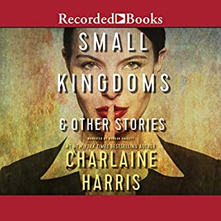 Small Kingdoms & Other Stories audiobook cover art