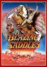 Blazing Saddles Movie Poster (27 x 40 Inches - 69cm x 102cm) (1974) Style B -(Cleavon Little)(Harvey Korman)(Madeline Kahn)(Gene Wilder)(Mel Brooks)(John Hillerman) by MG Poster
