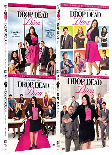 Drop Dead Diva (The Complete 1-4 Season)