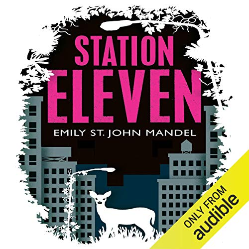 Station Eleven audiobook cover art