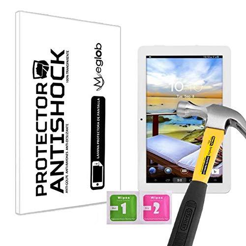 Protector de Pantalla Anti-Shock Anti-Golpe Anti-arañazos Compatible con Tablet Woxter Nimbus 115 Q