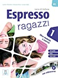 Espresso ragazzi 1: corso di italiano / Kurs- und Arbeitsbuch mit DVD-ROM und Audio-CD - Euridice Orlandino