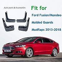 車のフロントリア泥フラップフェンダー Mudflaps フォードフュージョン/モンデオ成形 2013-2018