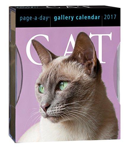 Cat Gallery 2017 Calendar