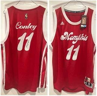 Mike Conley Autographed Signed Memphis Sounds Hwc Swingman Jersey JSA