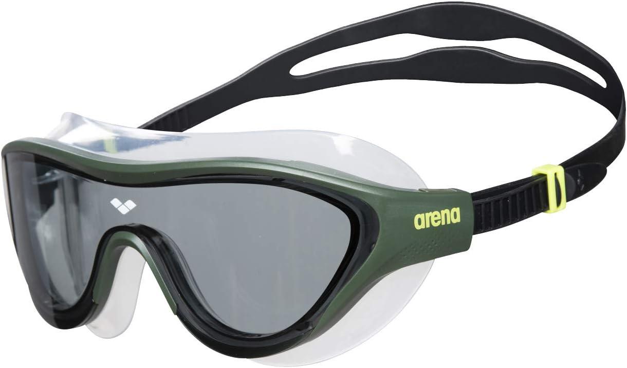 ARENA The One Mask Goggles, Adultos Unisex, Negro, TU